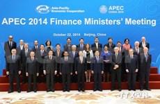 Inauguran Conferencia Ministerial de Finanzas de APEC en China