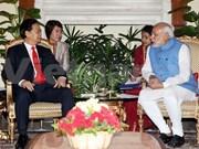 Fortalecen Vietnam y la India asociación estratégica