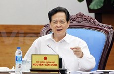 Premier pide más esfuerzos por desintoxicación de drogas