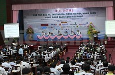 Declaración conjunta de Foro de cooperación de Delta de Mekong
