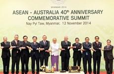 Premier vietnamita interviene en reunión de ASEAN
