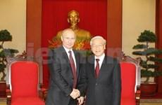 Rusia y Belarús, socios tradicionales de Vietnam