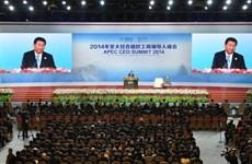 APEC buscan fomentar conectividad regional