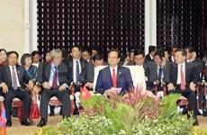Concluye cumbre del Triángulo de Desarrollo regional