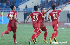 Abre Vietnam camino a semifinales de Copa regional de fútbol AFF