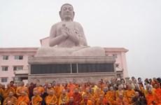 Inauguran en India primera pagoda de Budismo Thevarada vietnamita
