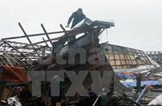 Filipinas: Dos muertos por paso de tifón Hagupit