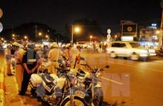 Ciudad Ho Chi Minh realiza ensayo contra disturbios