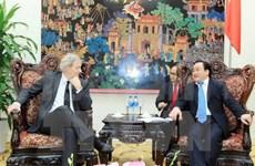 Resalta Vietnam relaciones con Holanda