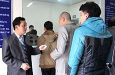 Eleva Bac Giang eficiencia de tratamiento con metadona a drogadictos