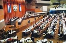 Parlamento cubano aprueba desición gubernamental sobre relaciones con EE.UU.