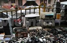 Residuos electrónicos causan impactos medioambientales en Vietnam