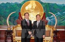 Vietnam y Laos profundizan cooperación en seguridad pública