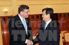 Vietnam y Dinamarca robustecen cooperación comercial