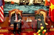 Vietnam y Estados Unidos robustecen cooperación en defensa