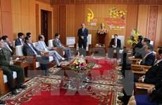 Dirigentes vietnamitas visitan localidades en ocasión del Tet