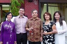Celebra colectividad vietnamita año nuevo lunar en Chile