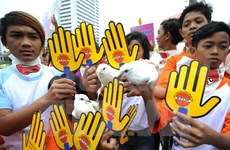 Promueve ASEAN protección de derechos de las mujeres y niños