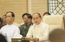 Discuten presidente birmano y líder opositora reforma constitucional