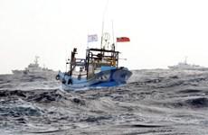 Identifican a pescadores vietnamitas en barco taiwanés desaparecido