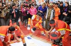 Miles visitantes asisten al Festival Con Son – Kiep Bac
