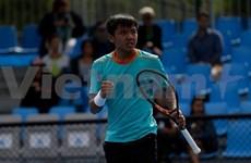 Vietnam gana el primer partido en la Copa Davis