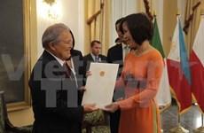Desea El Salvador promover relaciones con Vietnam