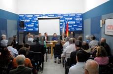 Central sindical argentina celebra la reunificación de Vietnam