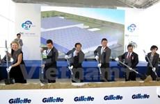 Procter & Gamble construye planta de afeitadoras Gillette en Vietnam