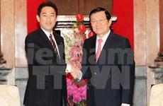 Vietnam avanza en el fortalecimiento de las relaciones con Japón