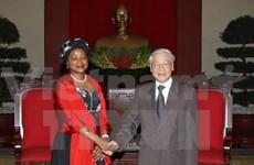 Consolida Vietnam amistad con Sudáfrica
