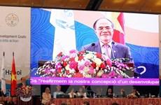 IPU-132 adopta la Declaración de Hanoi