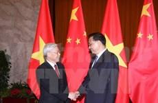 Renuevan Vietnam y China vínculos en todas las esferas