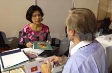 Participa Vietnam en feria internacional de alimentos en Argentina