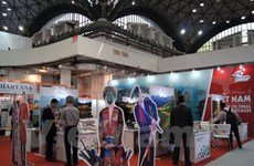 Presentan turismo vietnamita en la India