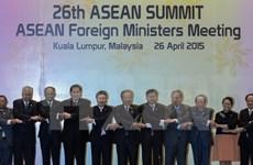 Inauguran Reunión de Cancilleres de ASEAN en Malasia
