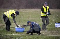 Repatrían últimos restos de víctimas del MH17 a Holanda