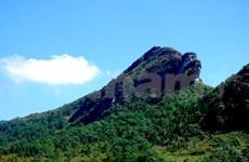 Monte vietnamita Ham Rong entre lugares más ideales para vista de ocaso