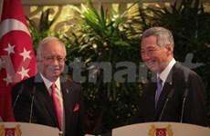 Singapur y Malasia empeñan en desarrollar vía ferroviaria