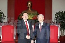 Robustecen cooperación entre Vietnam y El Salvador