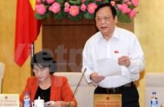 Comité parlamentario ratifica necesidad de ley de referéndum