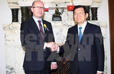 Vietnam, socio prioritario sudesteasiático para República Checa
