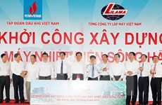 Inician construcción de planta termoeléctrica Song Hau1