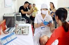 Hanoi reduce 99 por ciento de contagiados de sarampión
