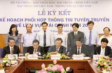 Impulsan en Vietnam información en materia financiera