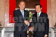 Vietnam y ONU buscan fortalecer nexos multifacéticos