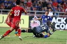 Vietnam cae frente a Tailandia en eliminatoria asiática de fútbol