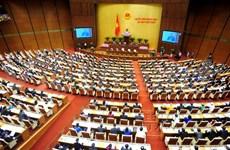 Analiza parlamento vietnamita observancia de plan socioeconómico