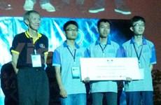 Alcanza Vietnam mayor éxito en concurso mundial de programación