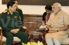 Vietnam y la India profundizan nexos de asociación estratégica